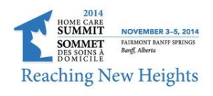 2014 home care summit