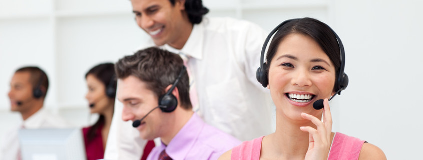 multilingual call centre services