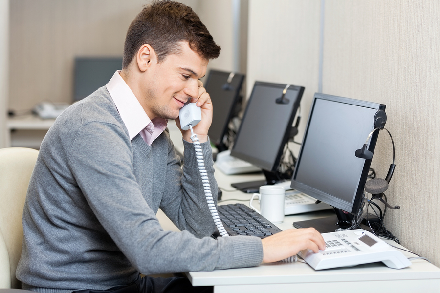 live telephone answering service