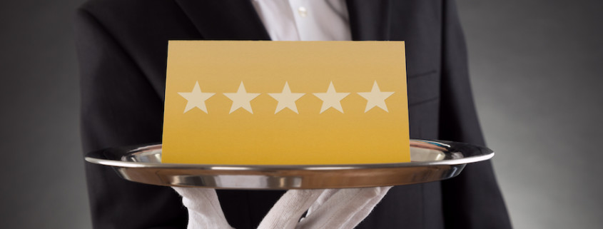 Serving a Star Rating